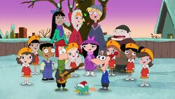 PnF 12 Days of Christmas