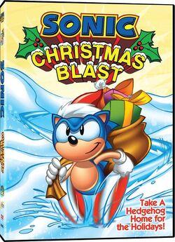 SonicXmasBlast DVD 2009