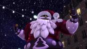 Akumatized Santa