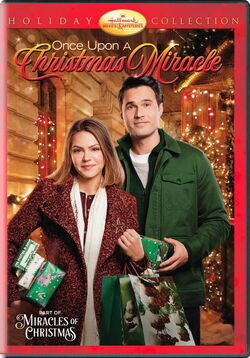 Once Upon a Christmas Miracle DVD