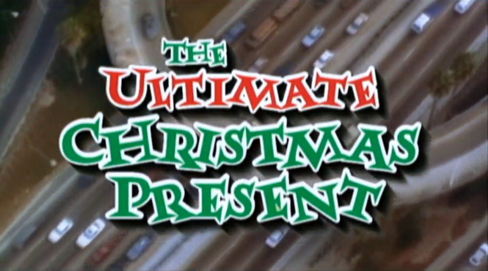 Ultimate Christmas Present.The Ultimate Christmas Present Christmas Specials Wiki