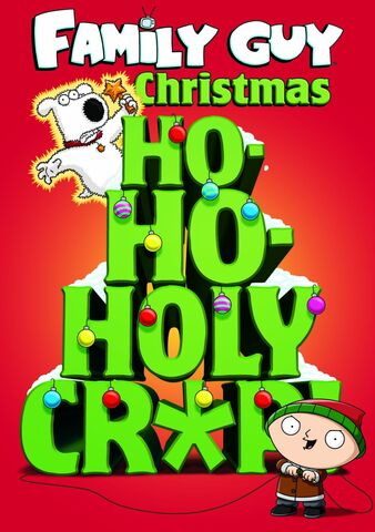 File:Family Guy Christmas Ho Ho Holy Crap DVD.jpg