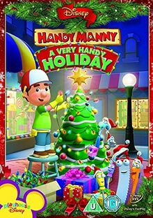 A Very Hany Holiday DVD