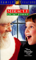 Miracle on 34th Street 1995VHS