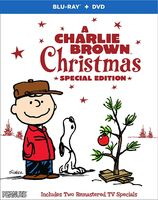 Charlie Brown Christmas Bluray 2018