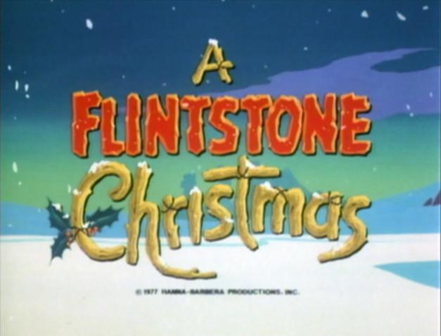 a flintstone christmas christmas specials wiki fandom powered by