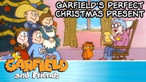Garfield's Perfect Christmas Present - Garfield & Friends