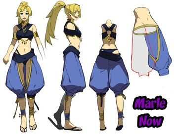 Marle-Redesign