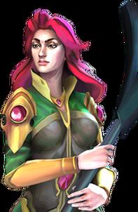 Ariane (drawn)
