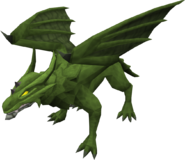 Green Dragon RS3