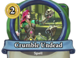 Crumble Undead
