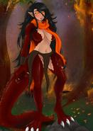 Sheal - Salamander Woman