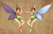 Falla & Luna - The Butterfly Twins