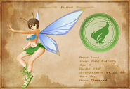 Character Sheet - Luna