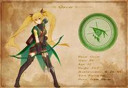 Character Sheet - Clover