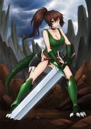 Sasha - Reptile Girl