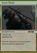 Jason Black Card