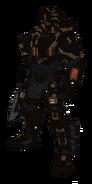 Transparent Spartan Ivan