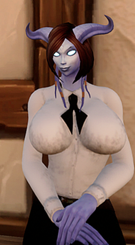 File:Vanessa Card (Blue is Better).png