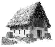 Sekket-house