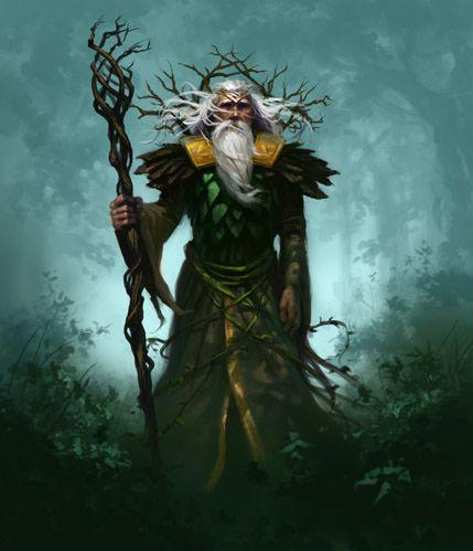 Green Mage Ormalon | Chron...