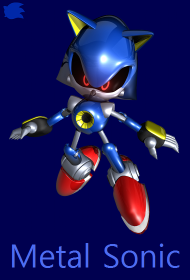 Metal Sonic Chronicles Of Illusion Wiki Fandom Powered By Wikia