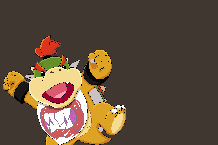 Bowser Jr Gallery Chronicles Of Illusion Wiki Fandom