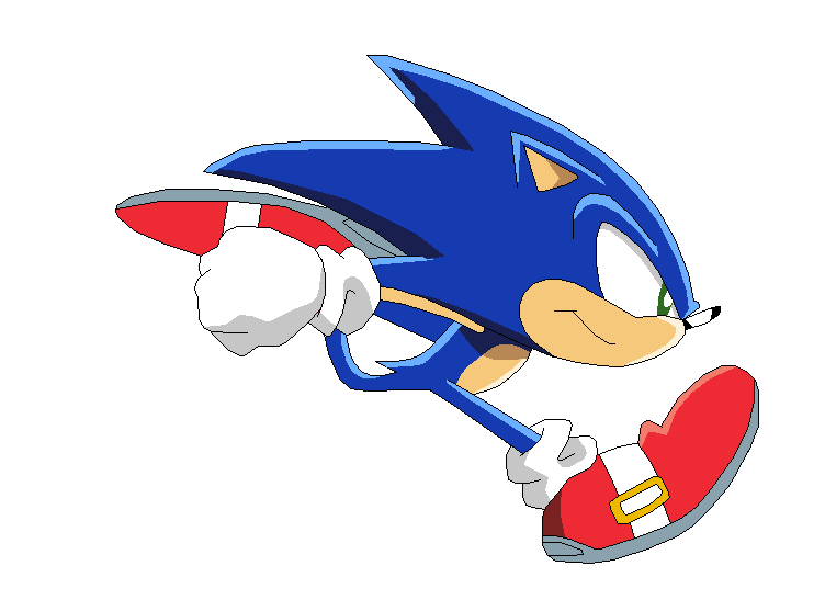 Image - Sonic run 1-6.png | Chronicles of Illusion Wiki ...