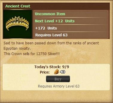Ancient Crestss