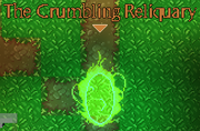 The crumbling reliquary