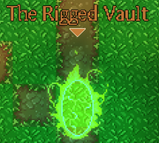 The rigged vault