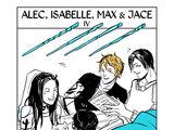 Jace, Alec & Izzy