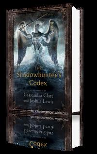 TheShadowhuntersCodex cover-en