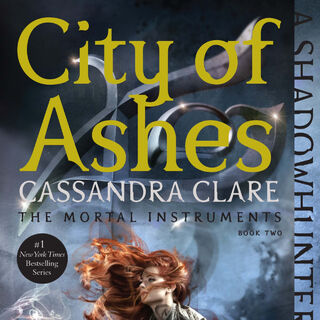 <i>City of Ashes</i> neu aufgelegte US-Ausgabe