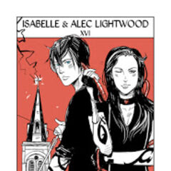 Izzy & Alec Lightwood