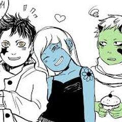 Magnus, Catarina & Ragnor