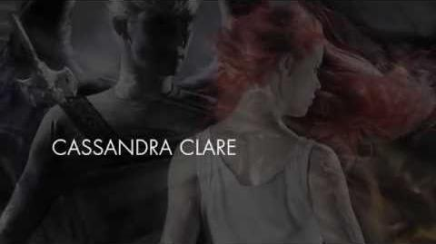 Cassandra Clare COHF Reading