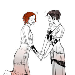 Cordelia & Lucie