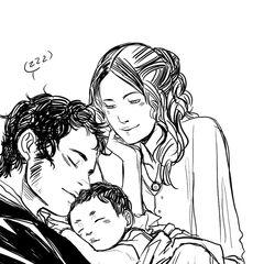 Will, James & Tessa