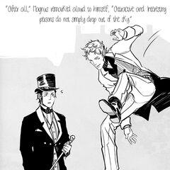Magnus & <a href=