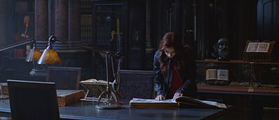 Clary-Bibliothek-City-of-Bones