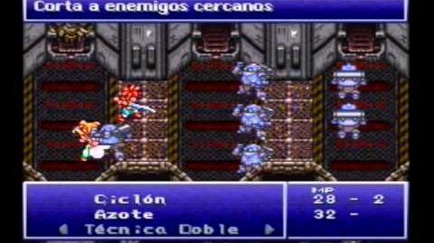 Chrono Trigger - R Series
