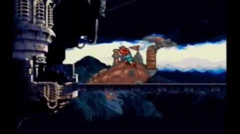 Chrono Trigger - Dragon Tank
