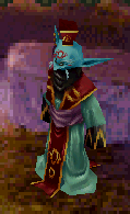Demi Human Witch Doctor