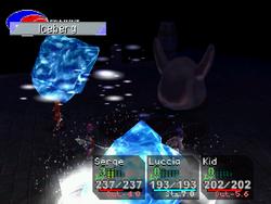 Iceberg Element
