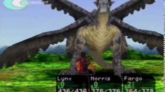 Chrono Cross - Sky Dragon