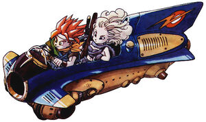 Chrono Trigger Artwork