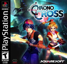Chrono Cross cover
