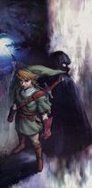 190px-Artwork Link y Zelda TP