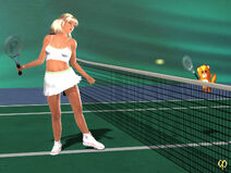 The tennis game by chronophontes-d578mik
